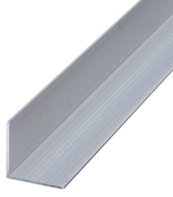 Уголок алюминиевый 30х30х1.5х1000 мм фото