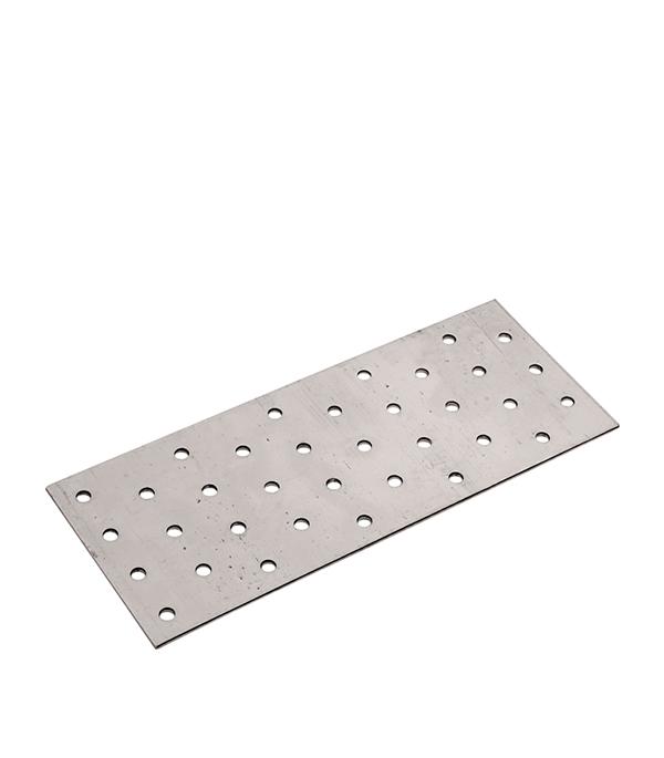 Пластина соединительная оцинкованная 200х 60х1,8 мм пластина соединительная оцинкованная 200х100х2 мм