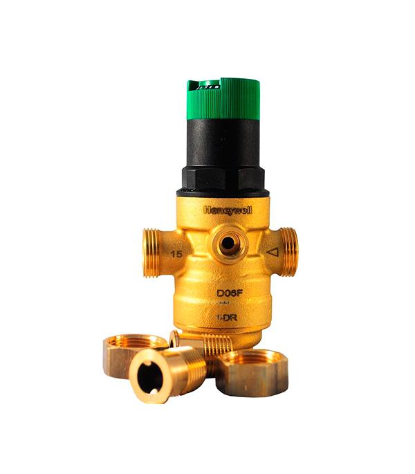 Клапан понижения давления Honeywell D06F-1/2A аксессуар honeywell d04fm 3 4 a клапан понижения давления
