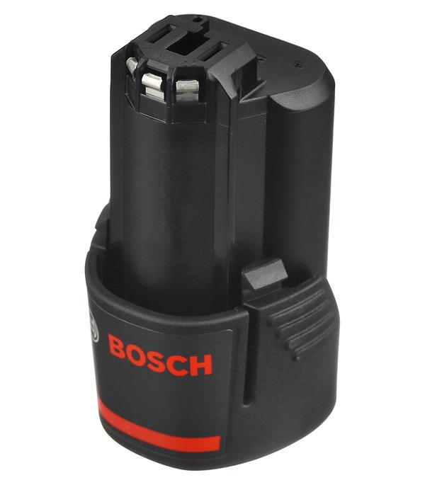 Фото - Аккумулятор Bosch GBA (1600A00X79) 12В 3Ач Li-Ion аккумулятор для bosch li ion любые инструменты и зарядные устройства bosch класса 18 в