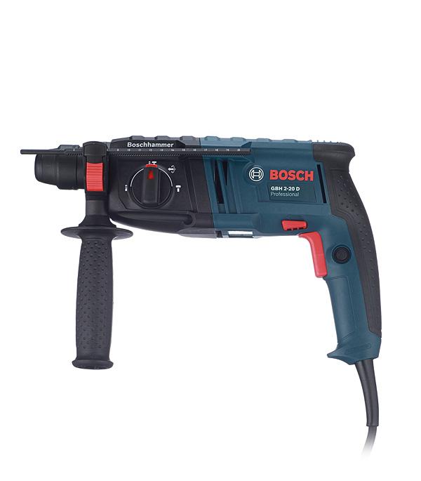 цена на Перфоратор Bosch GBH 2-20 D 650 Вт 1.7 Дж SDS-plus