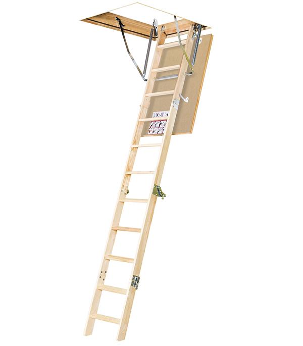 Лестница чердачная Fakro Smart mini 60х94х280 см