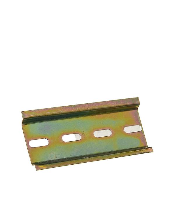 Дин-рейка длина 7.5 см