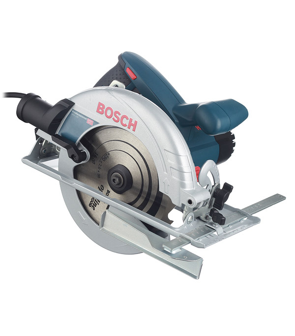 Пила дисковая Bosch GKS 190 1400 Вт диск 190 мм дисковая пила 710 вт