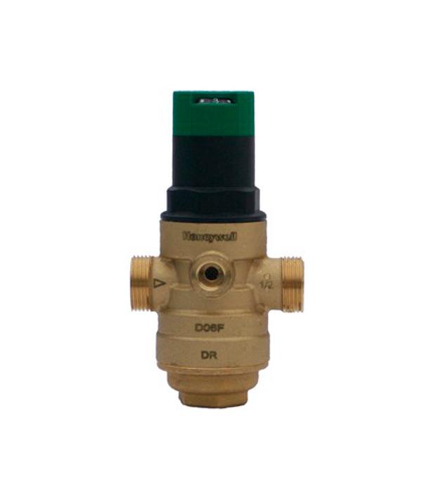 Клапан понижения давления Honeywell D06F-1/2B аксессуар honeywell d04fm 3 4 a клапан понижения давления
