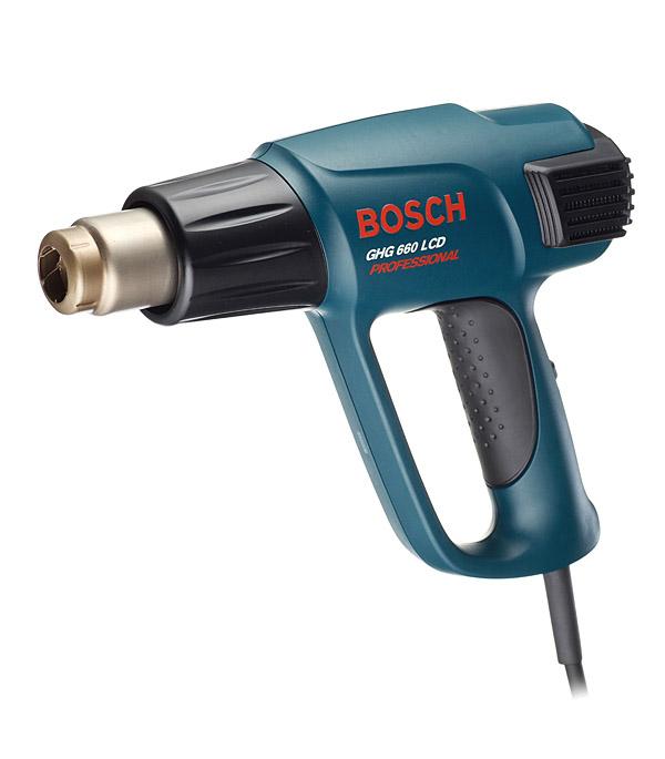 Фен строительный Bosch GHG 660 LCD 2300 Вт