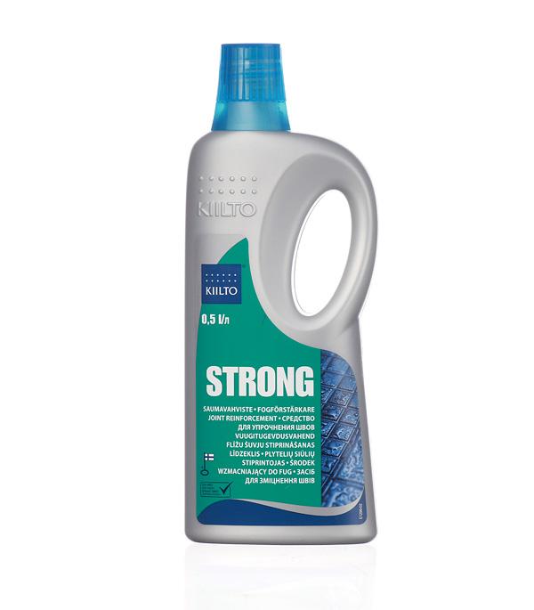 Купить Средство для упрочнения плиточных швов Kiilto Strong 0.5 л