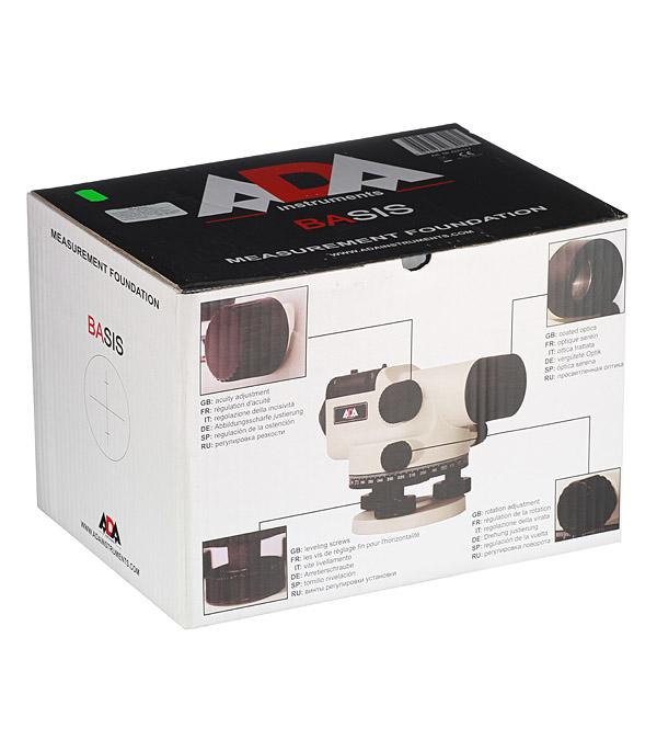 Нивелир оптический ADA Basis 20 (A00117)