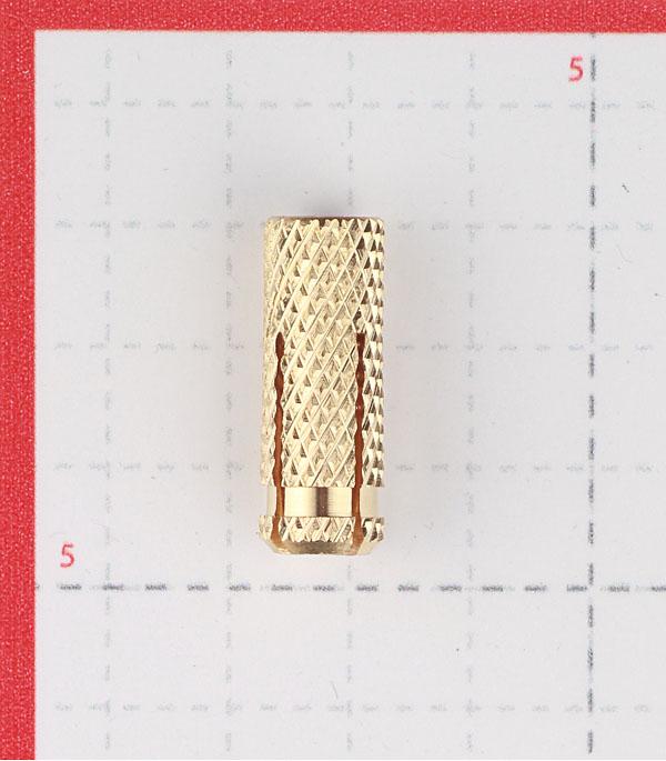 Анкер для бетона 8х30 мм латунный (10 шт.) фото