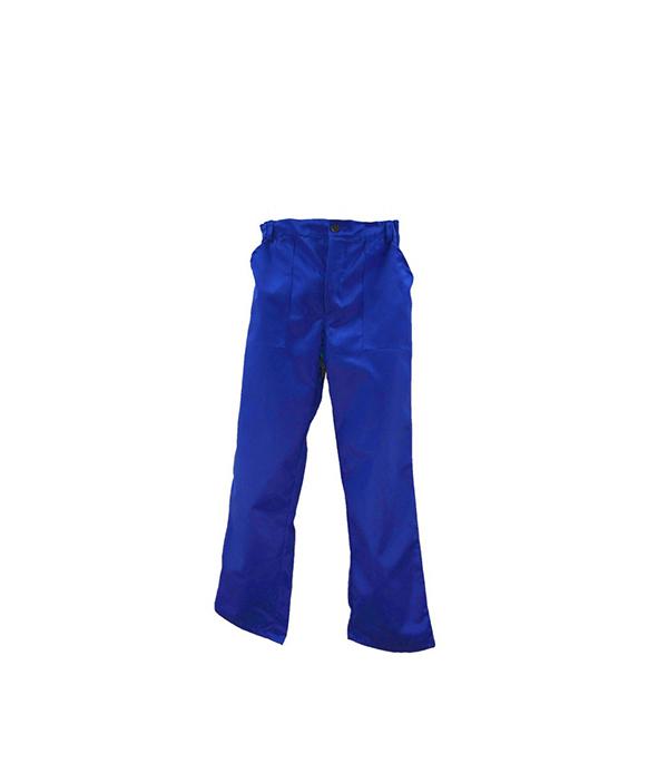 Купить Брюки Бригадир светло-синие размер 52-54 (104-108) рост 182-188, Синий