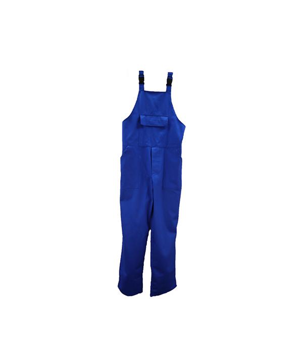 Полукомбинезон Бригадир светло-синий размер 52-54 (104-108) рост 170-176 костюм авангард спецодежда трайпл р 104 108 рост 170 176 74943