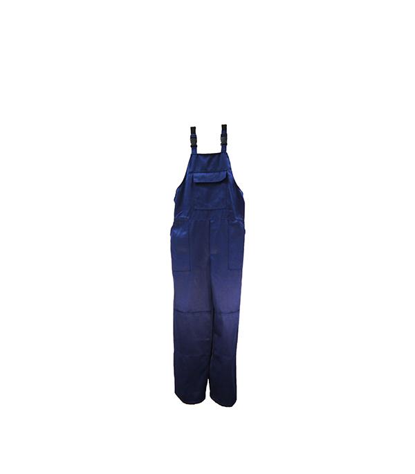 Полукомбинезон Мастер темно-синий размер 52-54 (104-108) рост 170-176 костюм авангард спецодежда трайпл р 104 108 рост 170 176 74943