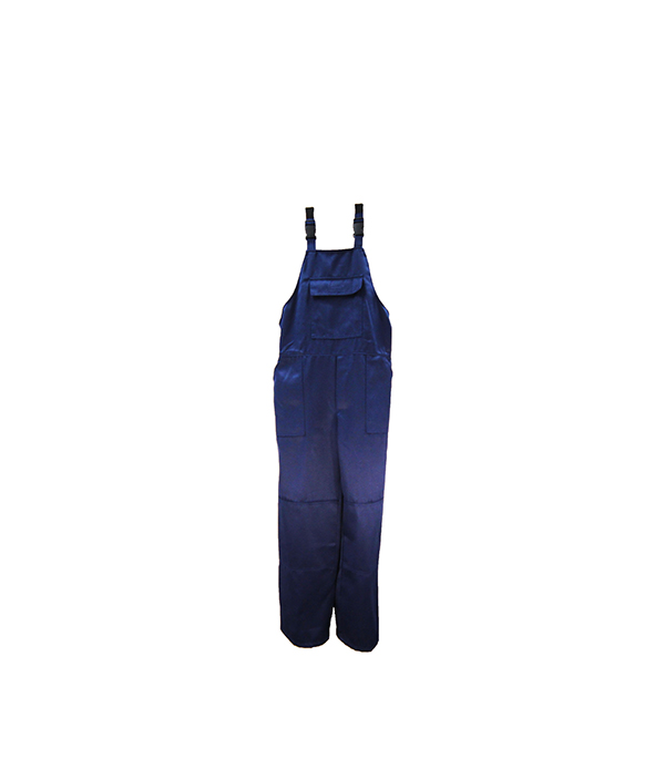 Полукомбинезон Мастер темно-синий размер 48-50 (96-100) рост 170-176