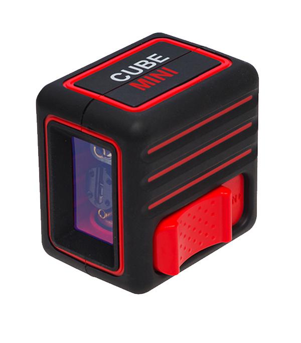Нивелир лазерный ADA CUBE mini Basic Edition лазерный нивелир ada rotary 400 hv servo а00458