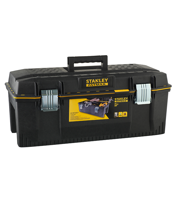 Ящик для инструмента Stanley Fatmax 71 х 32 х 29,5 см кусачки для кабеля stanley fatmax 21 5 см