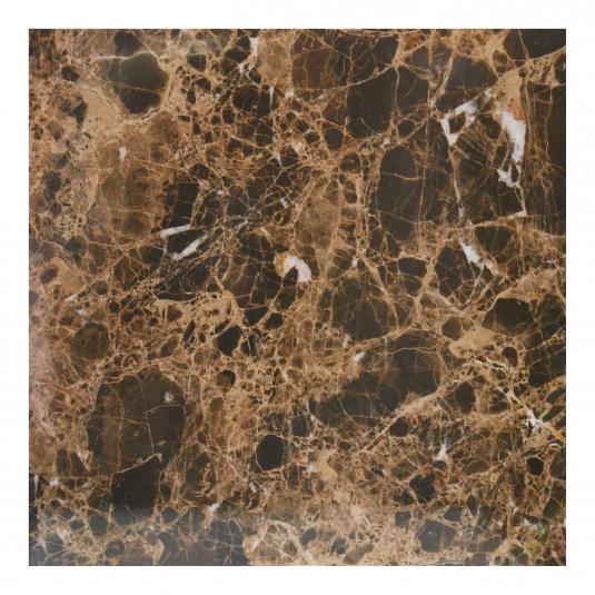 Плитка напольная Капри 330х330х8 мм коричневая (9шт=1 кв.м) напольная плитка tagina travertini fondo rett nocechiaro 30x60