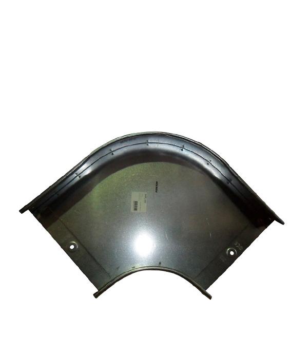 Угол горизонтальный 90° ДКС для лотка 200х50 мм ответвитель т образный горизонтальный для лотка 200х50 дкс