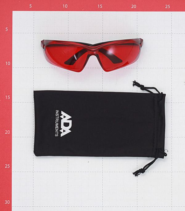 Очки ADA Laser glasses (A00126) для лазерных приборов