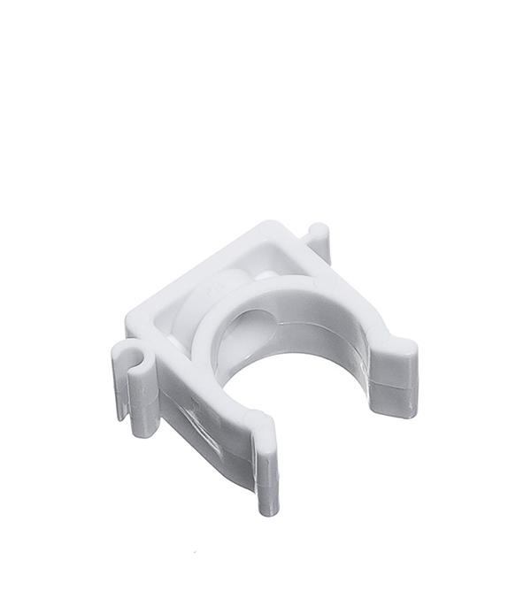 Купить Фиксатор для полипропиленовых труб РТП 20 мм, Белый