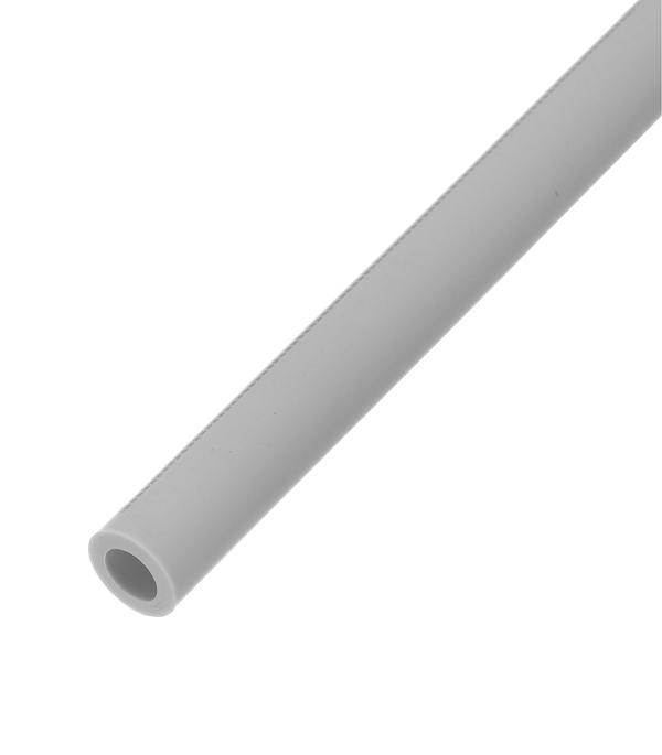 Труба полипропиленовая 20х2000 мм, PN 20 FV-PLAST серая труба полипропиленовая 25х2000 мм pn 20 серая