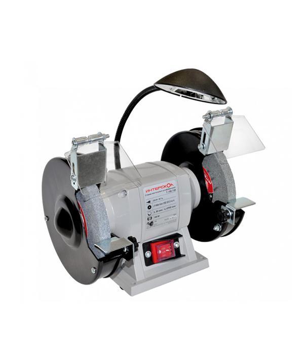 Точило электрическое Интерскол Т-150/150 (591.1.0.00) 150 Вт круг 150/150 мм фото