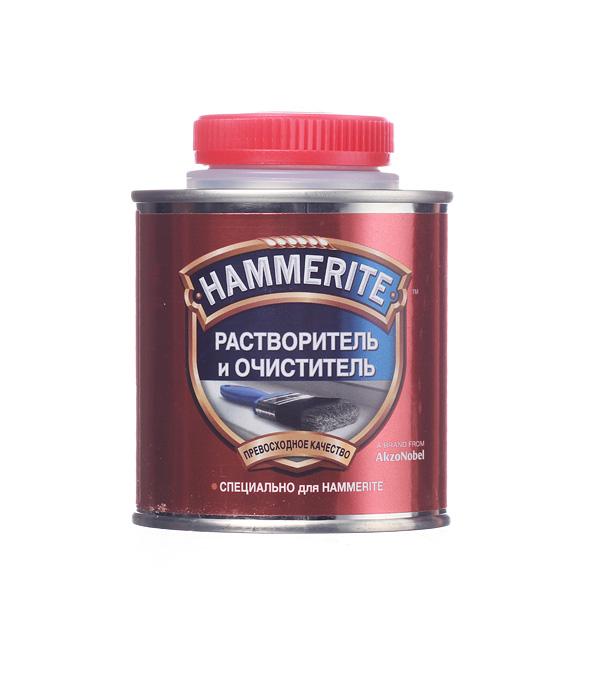 Растворитель-очиститель Hammerite 250 мл интенсивный растворитель жира bosch 311297