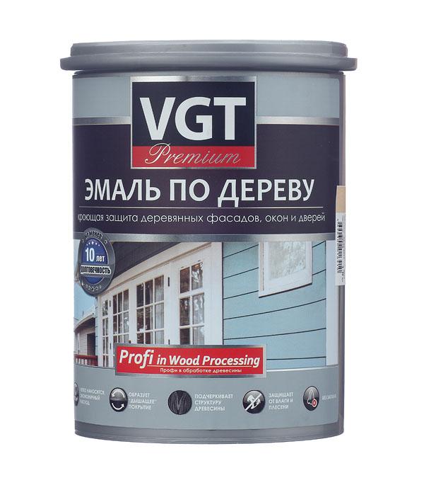 Эмаль акриловая по дереву Профи кремовая VGT 1 кг эмаль акриловая матовая синяя vgt 1 кг