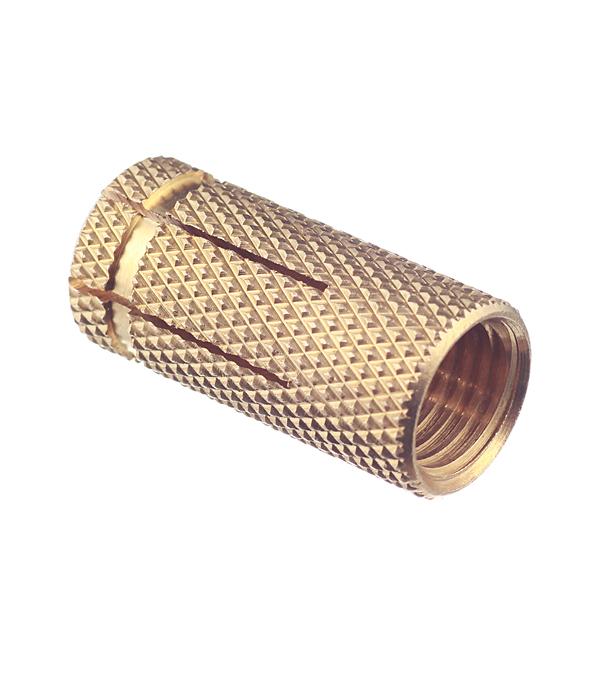 Анкер забивной для бетона 16х60 мм латунный (25 шт.)