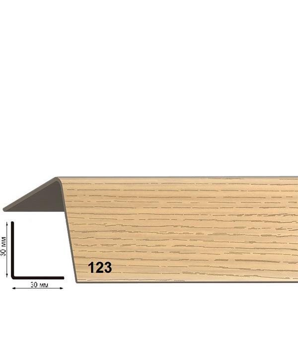 Угол пластиковый с тиснением 30х30х2700 дуб золотистый 123 угол пластиковый с тиснением 30х30х2700 бук натуральный 155