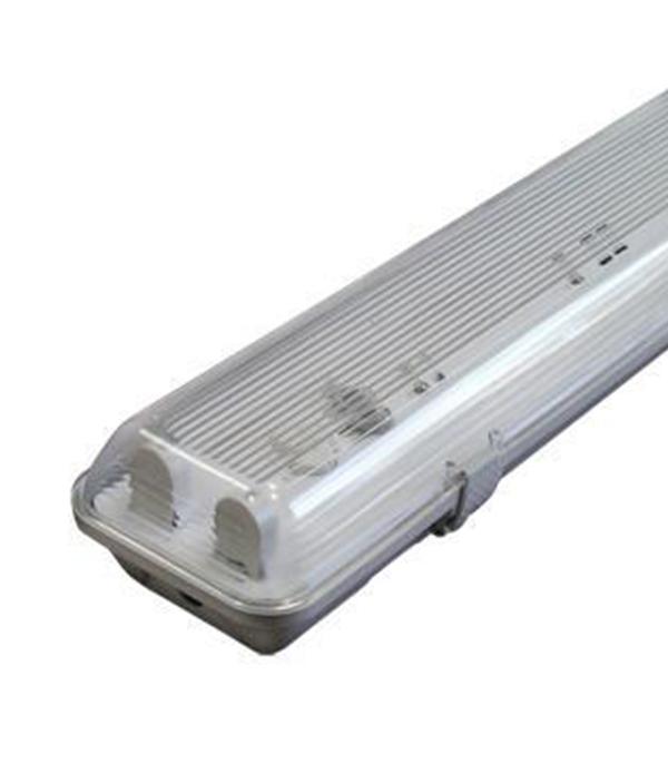 Купить Светильник TechnoLux TLWP ЛПП ЭПРА без ламп 2х36Вт T8 IP66 пылевлагозащищенный, Technoluх, Белый