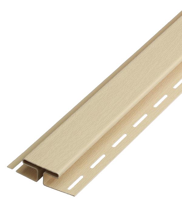 Н-профиль соединительный Vinylon 3050 мм ваниль