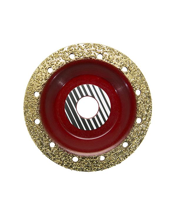 Диск шлифовальный,плоский d=125 мм №3 диск шлифовальный с липучкой р40 d 125 мм 5 шт перфорированный bosch профи