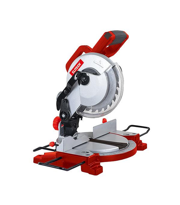 Купить Пила торцовочная Elitech ПТ 1221 1200 Вт диск 210 мм