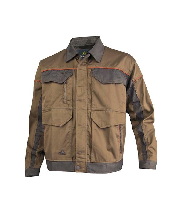 все цены на Куртка Delta Plus Mach 2 Corporate рабочая размер М коричневый цвет онлайн