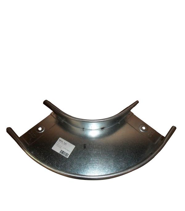 цена на Угол для лотка горизонтальный 90° DKC (36002) 100х50 мм