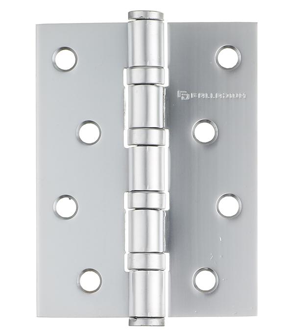Петля универсальная Palladium N 4BB-100 PC перламутровый хром 3 мм петля универсальная palladium n 4bb 100 ab античная бронза 2 мм