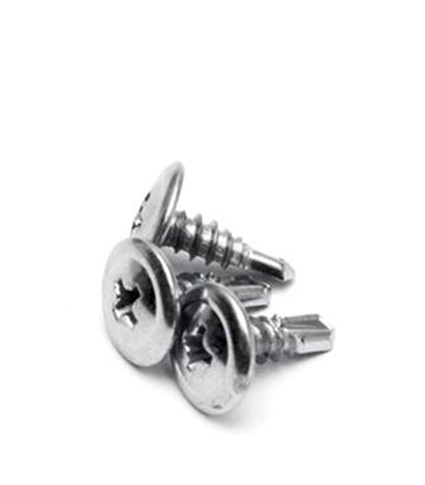 Саморезы клопы 75x4.2 мм с буром (500 шт.) зубр саморезы с прессшайбой по листовому металлу до 0 9мм ph2 4 2х32мм тф1 300шт