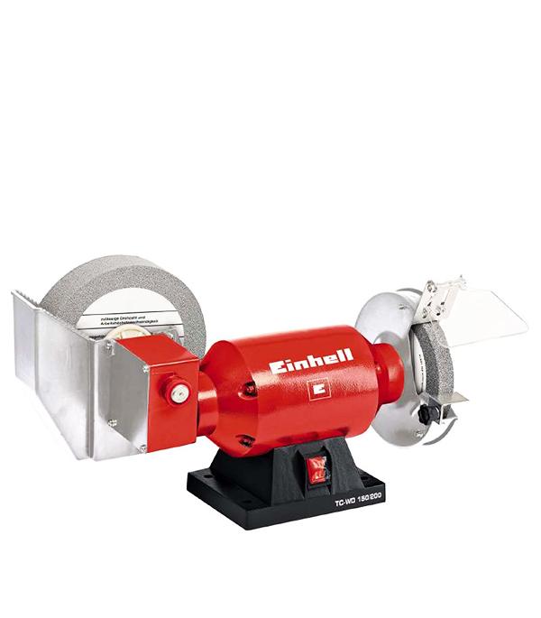 Купить Точило Einhell TC-WD 150/200 150 Вт круг 150 и 200 мм