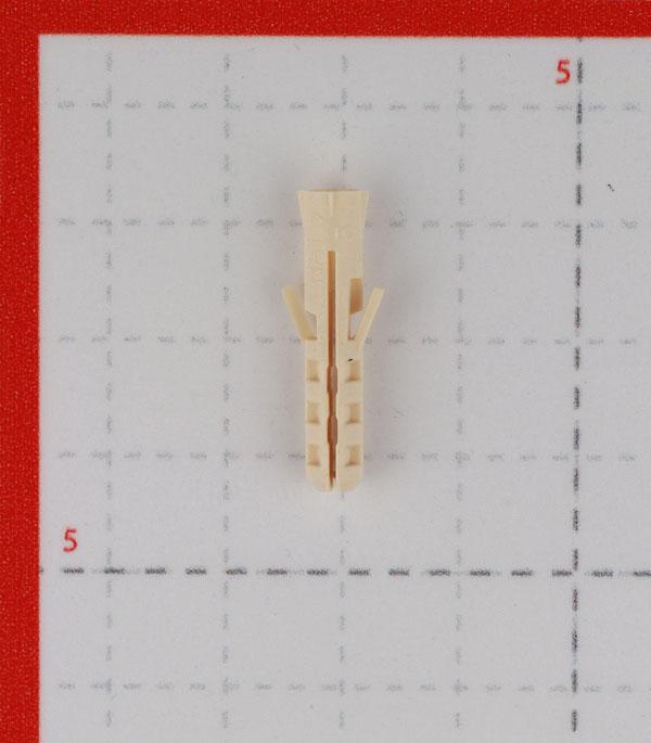 Дюбель распорный Sormat NAT 5x25 мм нейлон (1400 шт.) фото