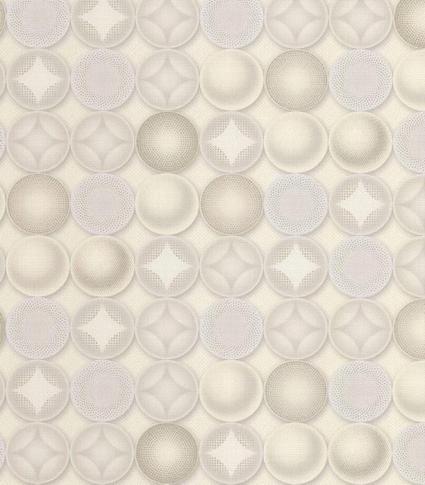 Купить Обои виниловые на флизелиновой основе Артекс Марс 10069-04 1, 06х10 м, Серый, Винил на флизелине