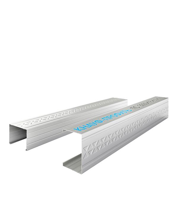Профиль стоечный Knauf 75х50 мм 4 м 0.60 мм коврик для мышки printio splinter cell