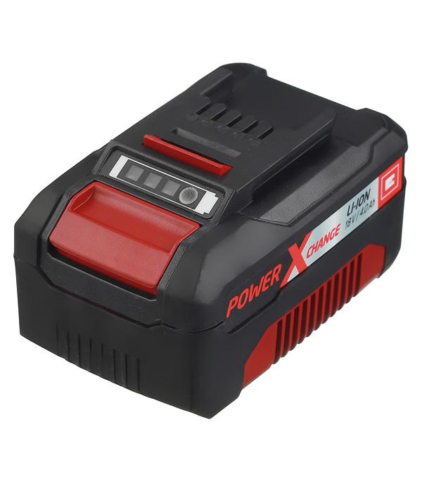 Купить Аккумуляторная батарея Einhell 18 В 4.0 Ач POWER X-CHANGE Li-ion