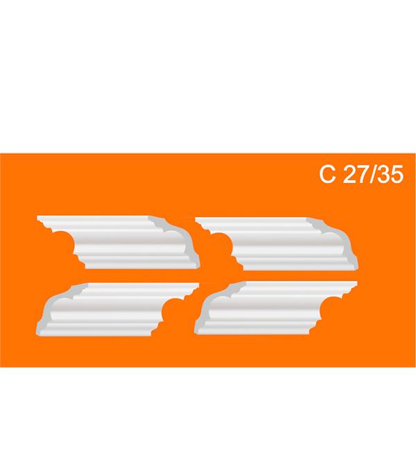 Фото - Уголок из пенополистирола универсальный Solid С27/35 упаковка 4 шт. стикеры для стен zooyoo1208 zypa 1208 nn