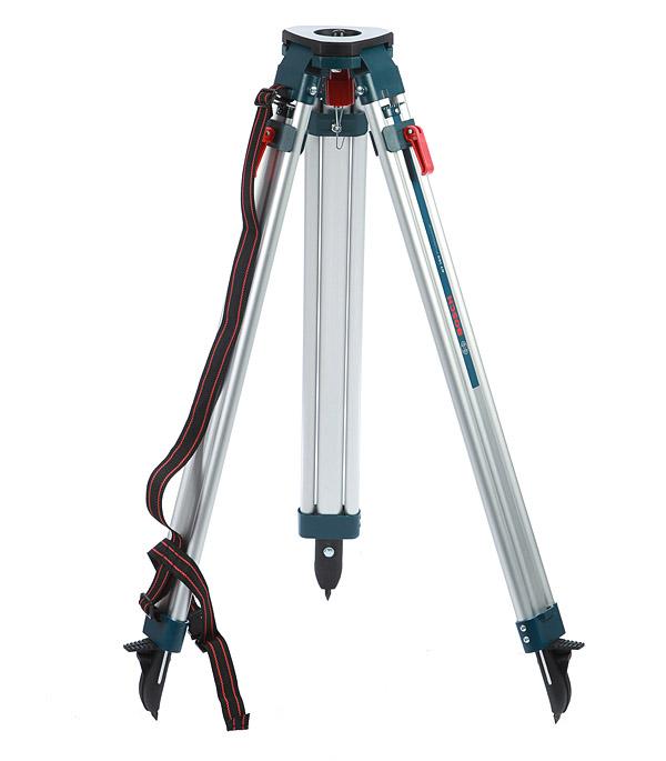 Штатив для оптического нивелира Bosch BT 160 высота 97-160 см штатив bosch bt 150 0 601 096 b00