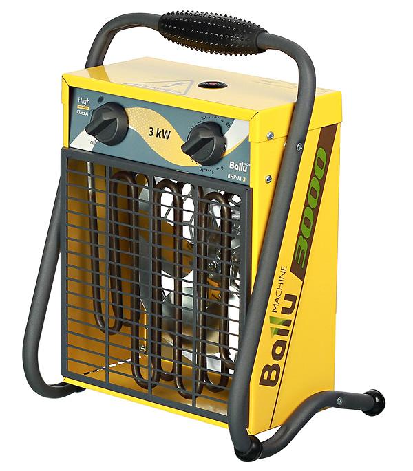 Пушка тепловая электрическая Ballu 3 кВт 220 В терморегулятор для ик обогревателей ballu bmt 2