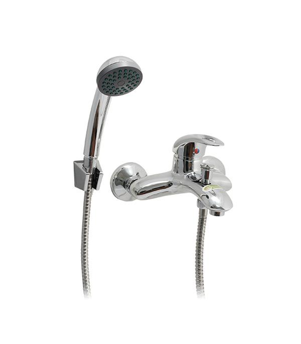 Смеситель для ванны и душа JUGUNI PHOENIX 10467 с коротким изливом однорычажный с лейкой смеситель juguni jgn0422 0402 731