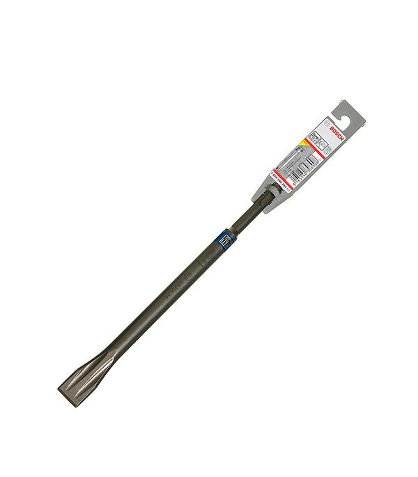 Зубило SDS-plus плоское Bosch Профи 20х250 мм диск шлифовальный с липучкой р40 d 125 мм 5 шт перфорированный bosch профи