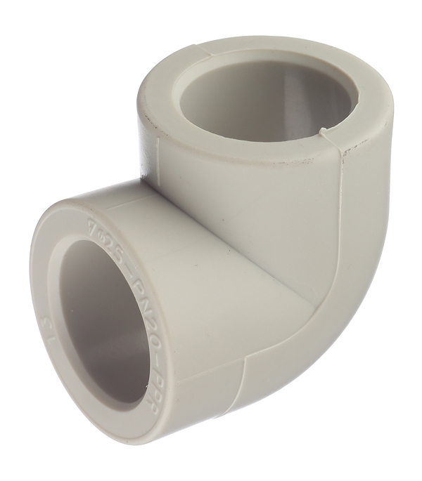 Угол полипропиленовый 25 мм, 90° FV-PLAST серый угол полипропиленовый 25х1 2 нр fv plast серый