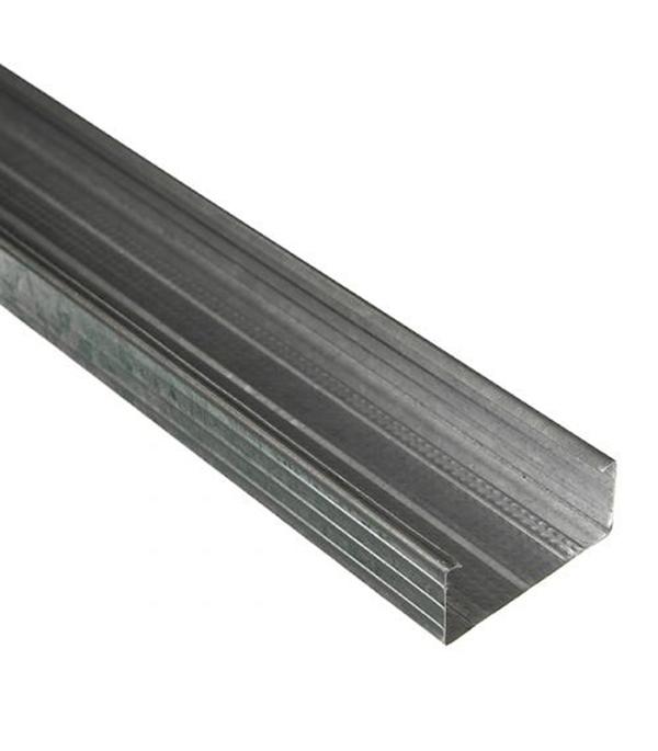 Профиль потолочный Expert 60х27 мм 4 м 0.60 мм профиль потолочный оптима 60х27 мм 4 м 0 40 мм