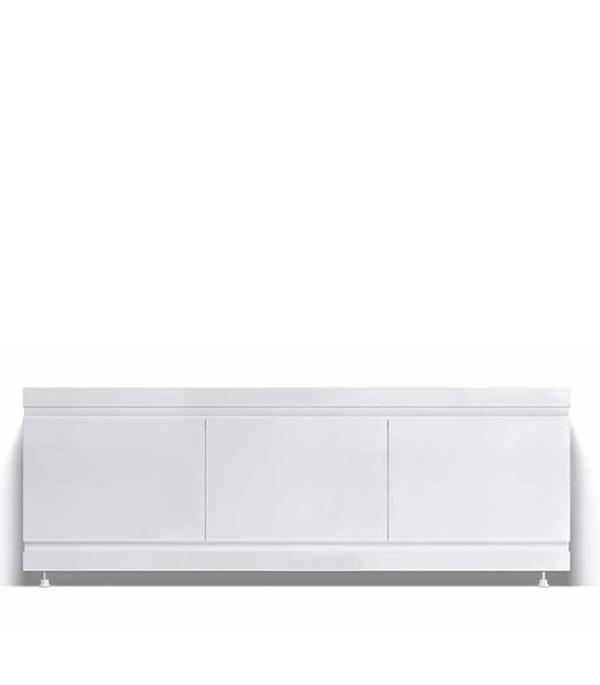 Экран под ванну ALAVANN SOFT откидной МДФ 170см белый